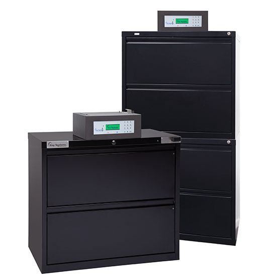 Secure Storage Lockers