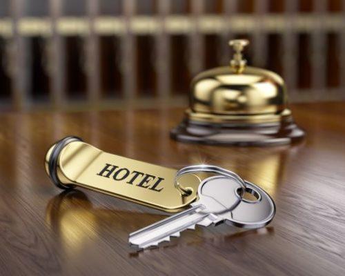 Hotel Key Control